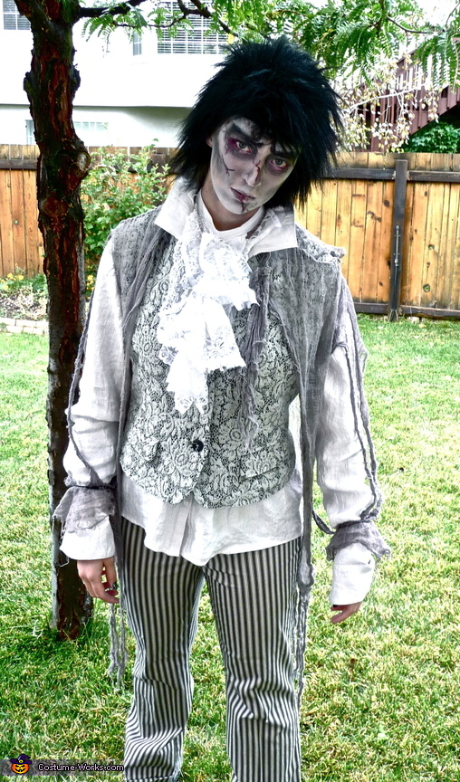 Zombie - Homemade costumes for adults