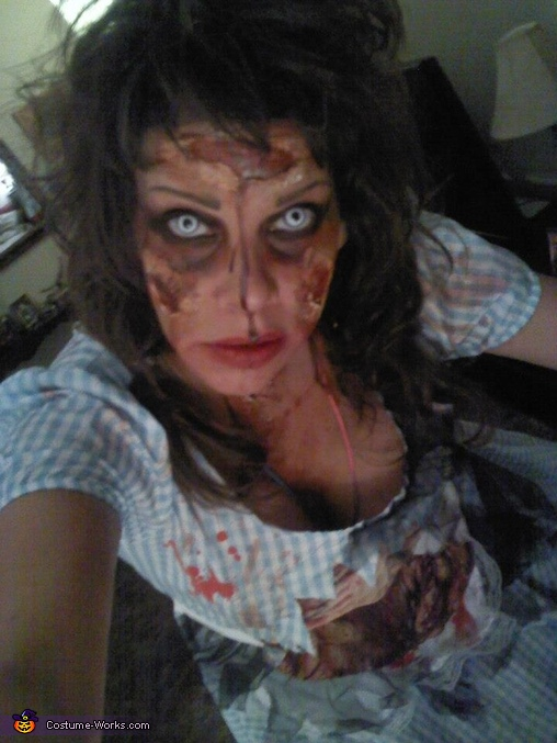 Dead Dorothy, Zombie Costumes