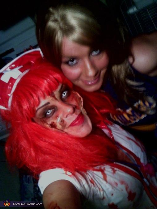 Zombie nurse, Zombie Costumes