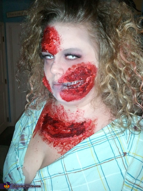 zombie costume - Halloween Costumes Of Zombies