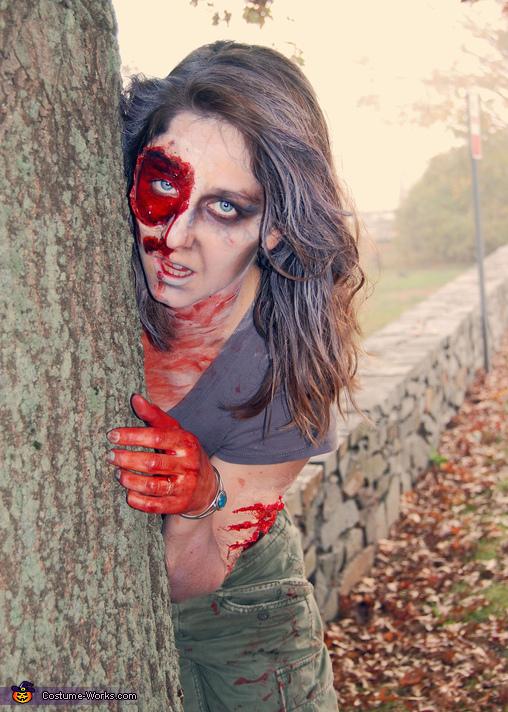 Zombie! Costume
