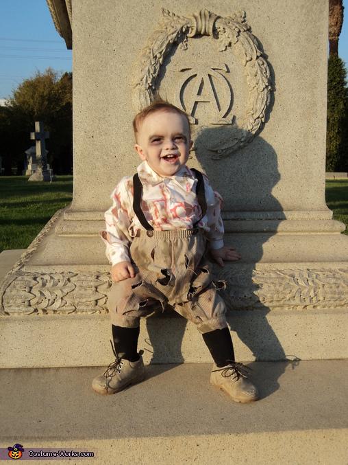 Zombie Baby Costume - Photo 4/6