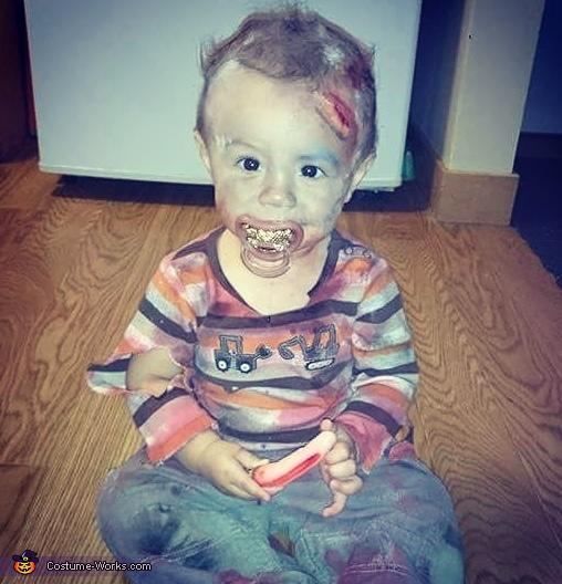 Zombie Baby Costume
