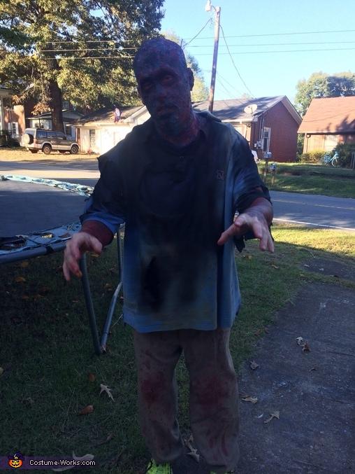 Zombie BBQ Costume