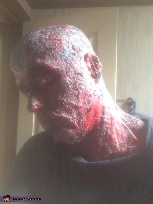 Zombie BBQ Homemade Costume