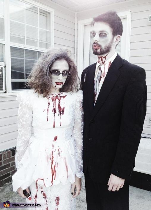 The Walking Dead Halloween Costume