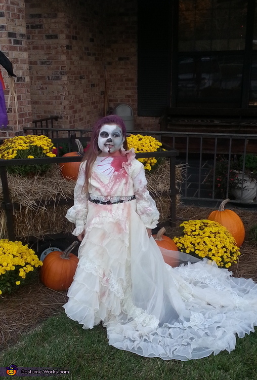 Zombie Corpse Bride Costume