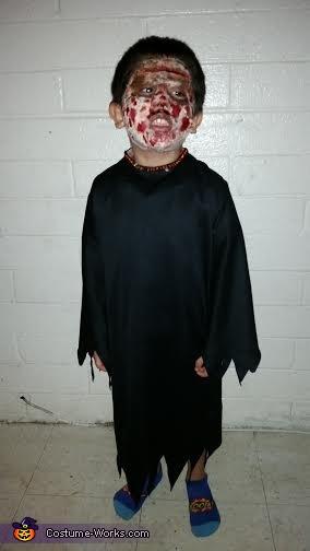 baby zombie, Zombie Family Costume