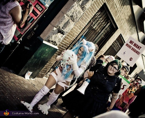 Darkstalkers Felicia Costume