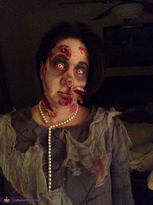 Zombie First Lady Costume