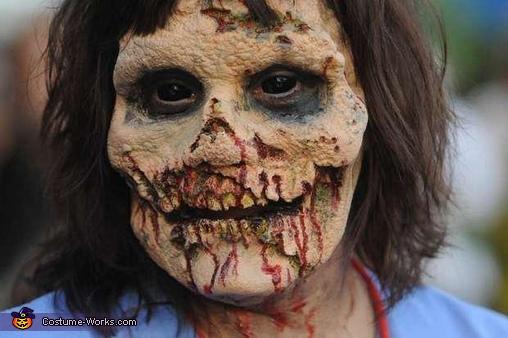 Zombie Girl Adult Costume