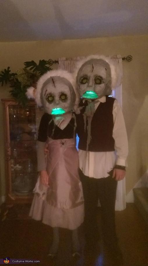 Zombie Kids Costume