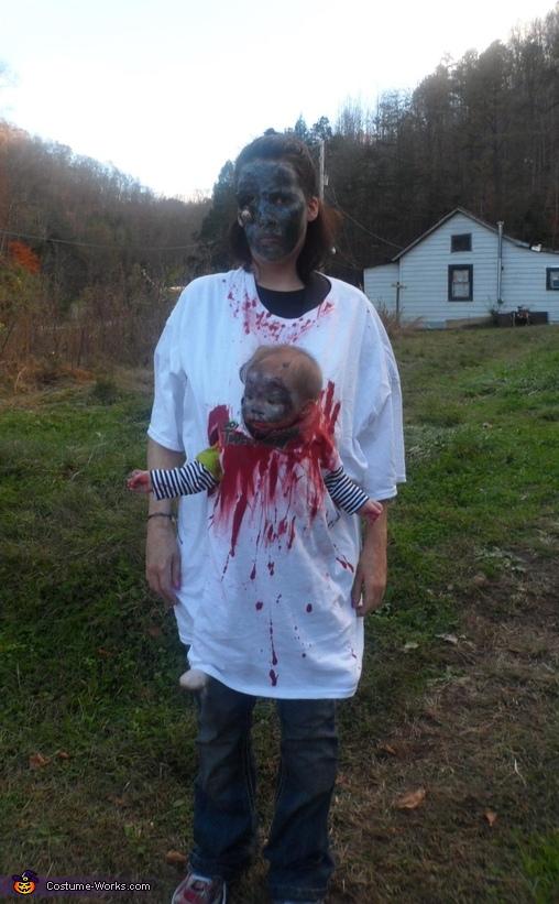 Zombie Mama Costume