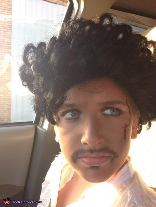 Ryder as Prince, Zombie Prince Costume