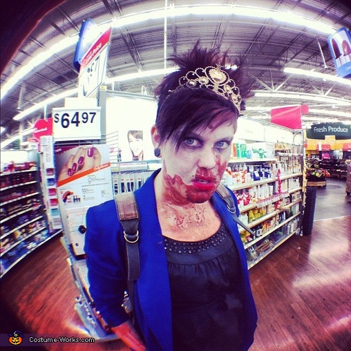 Zombie Princess Costume