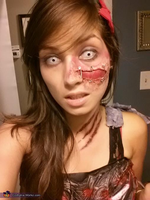 Zombie Prom Costume