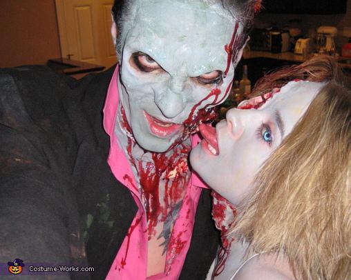mmm.., Zombie Prom Dates Costume