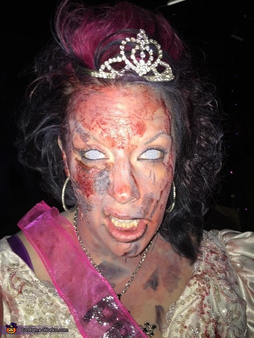 zombie prom queen 2014, Zombie Prom Queen Costume