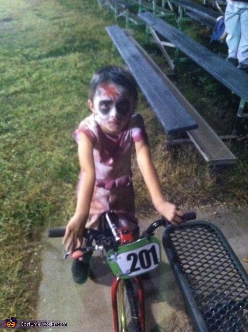 Zombie Racer Costume