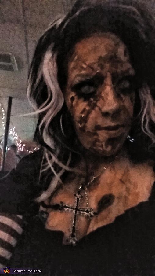 zombie rag doll, Zombie Rag Doll Costume