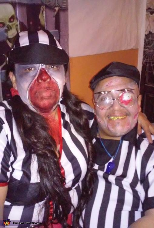 Zombie Referees Costume