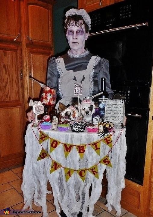 Zombie Snacks Costume