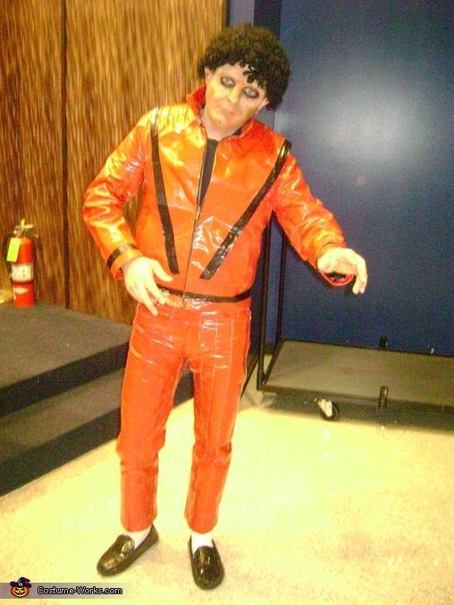 Zombie Thriller Michael Jackson Costume