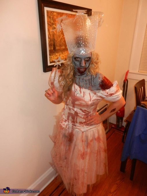 Zombie Wizard of Oz Costumes