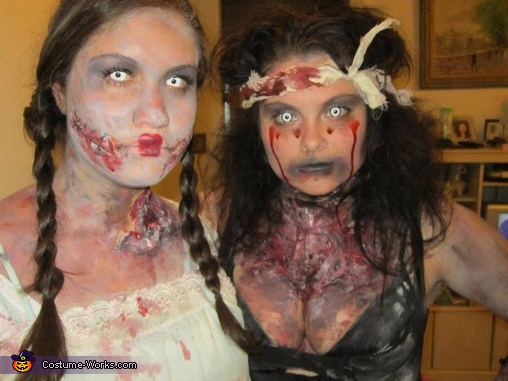 Zombiefied Costume