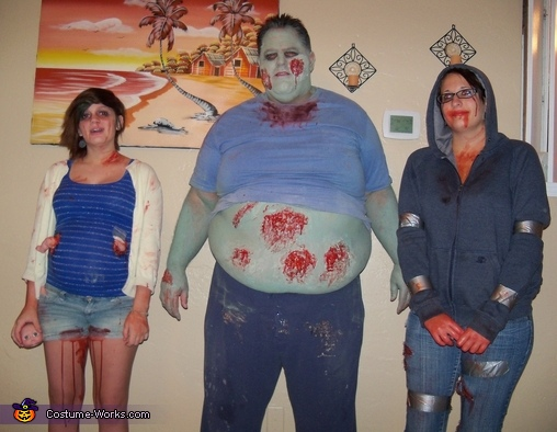 ZOMBIES, Hunger Games Costume