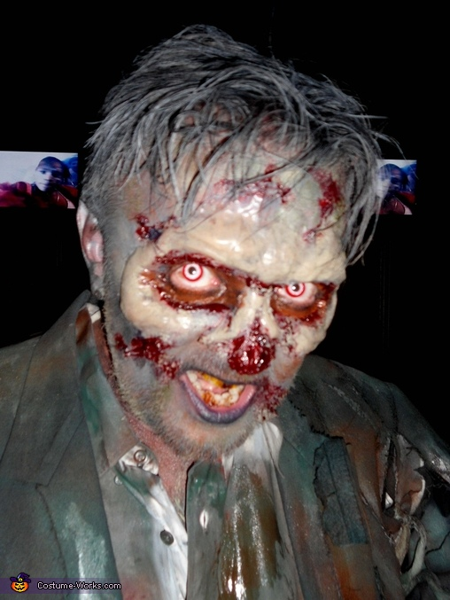 homemade zombie couple costume photo 55