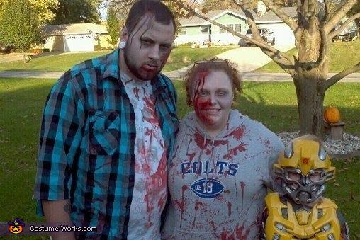 Zombies Costume