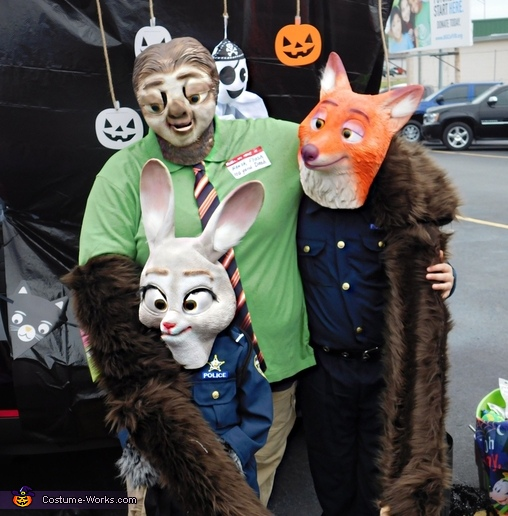 Zootopia Costume
