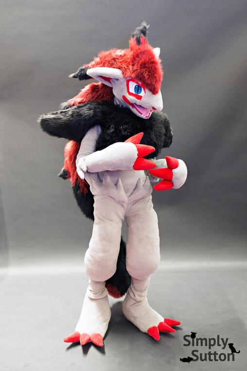 Zoroark Costume