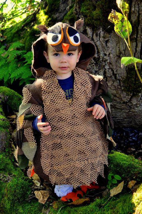 Owl Costume {tutorial}