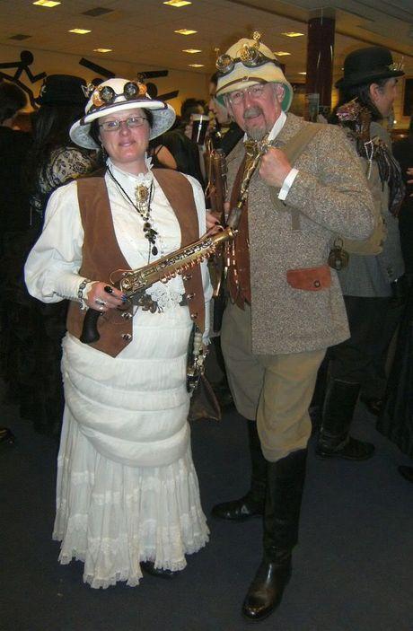 Steampunk Explorers