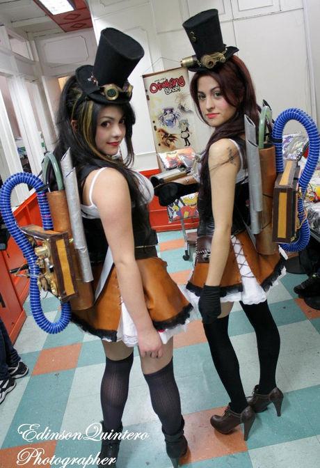 Steampunk Ghostbusters