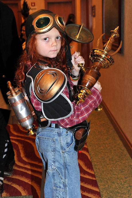 Steampunk Kid