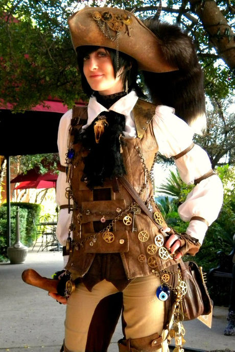 Steampunk Pirate