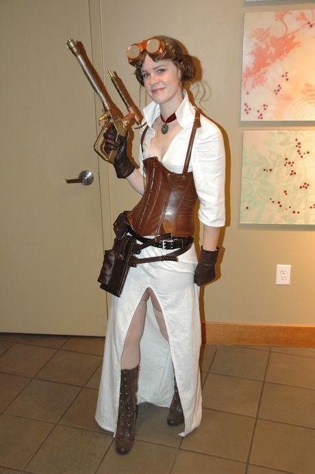 Steampunk Princess Leia