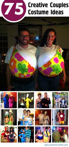 75 Creative Couples Costume Ideas