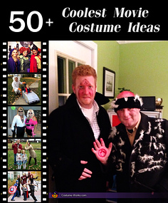 Coolest Movie Costume Ideas