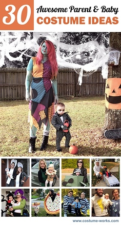 30 Awesome Parent & Baby Costume Ideas