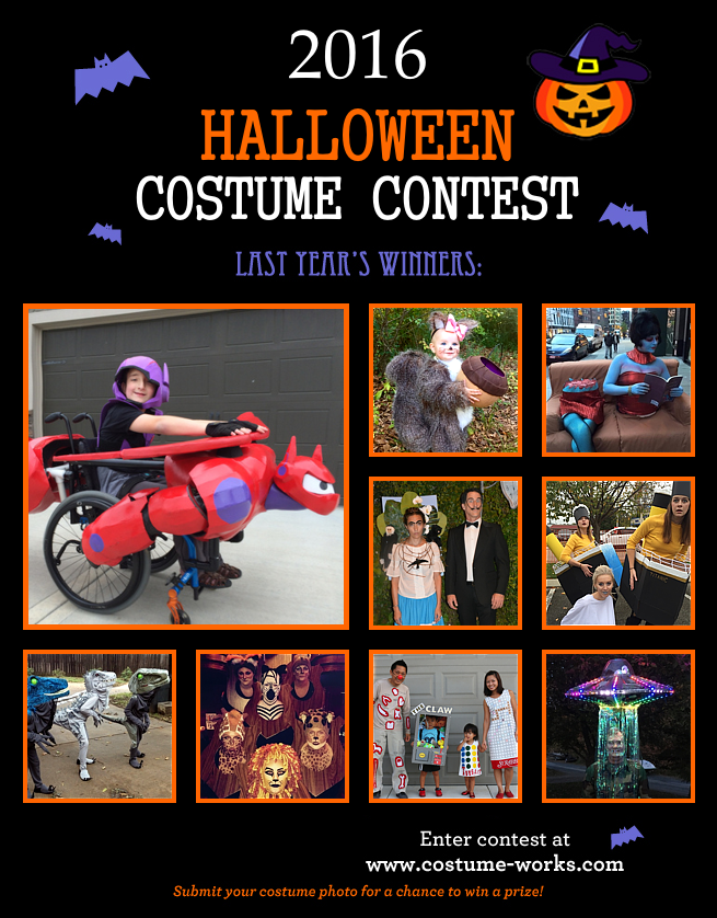 Prize Ideas For Halloween Costume Contest