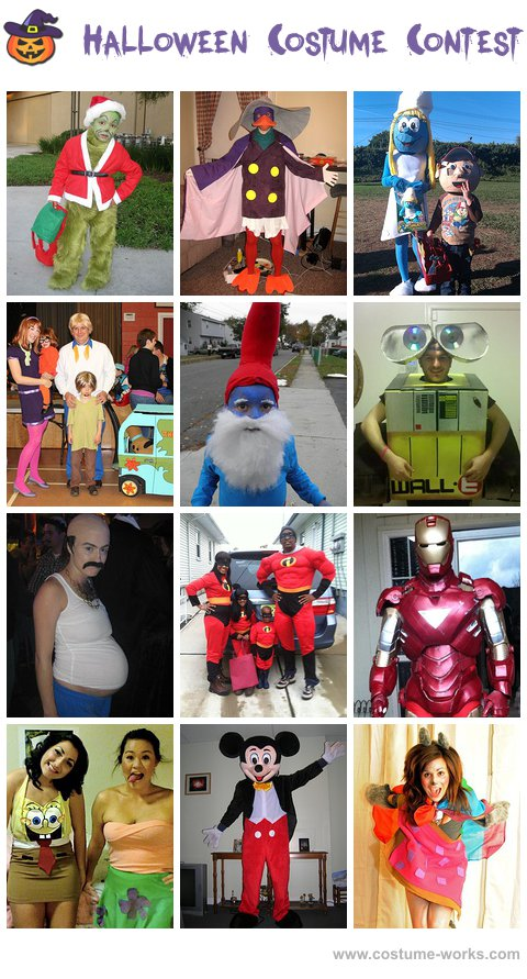 Cartoon Character Costumes Costume Works