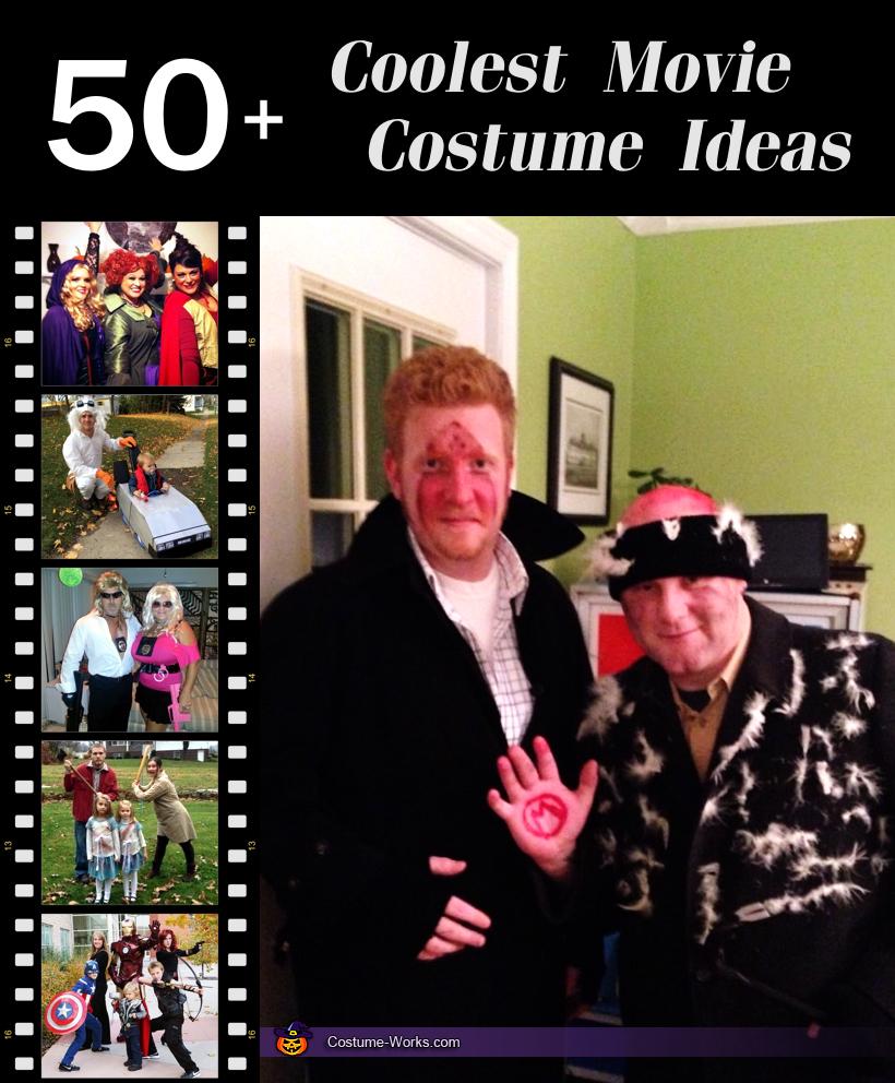 Coolest Movie Costume Ideas