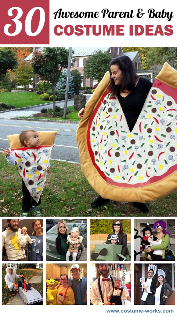 30 Awesome Parent Amp Baby Costume Ideas