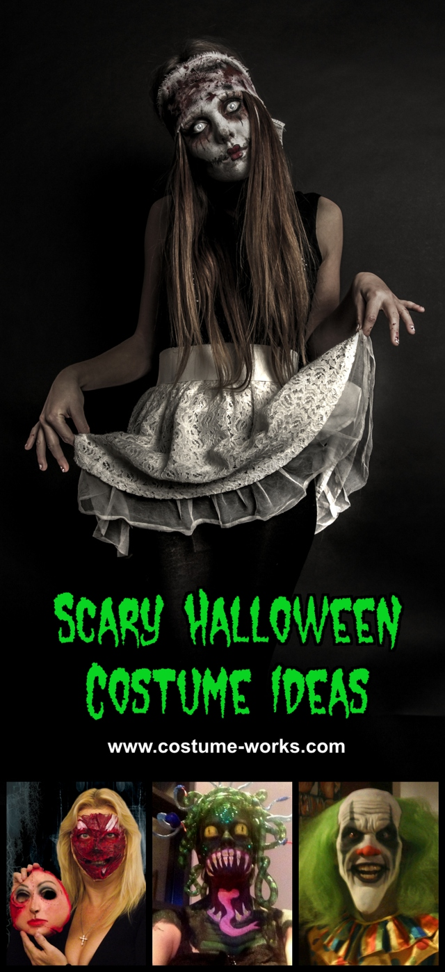 Scary Halloween Costumes Ideas For Adults.Scary Halloween Costume Ideas Gruesomely Creative Costumes