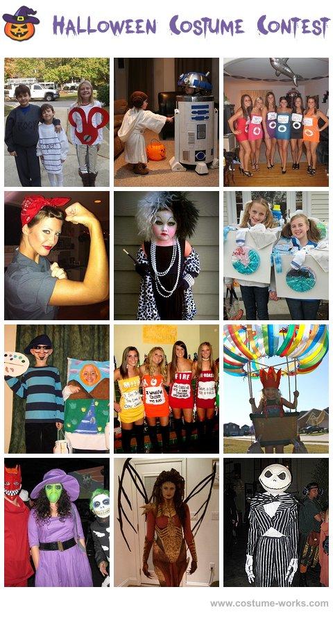Unique Halloween Costumes  Homemade vs Store Bought - Original Halloween Costumes
