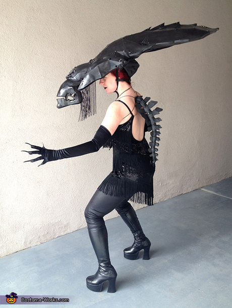 Alien Queen Costume